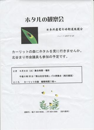 ホタル 001